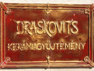 Draskovits kerámiagyűjtemény – tábla