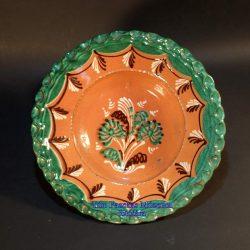 Füredi-tányér