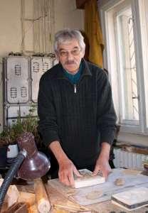 Takács Győző képzőművész, keramikus