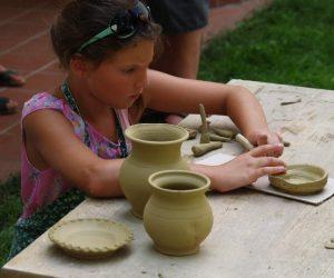 Kézműves foglalkozások a Túri Fazekas Múzeumban