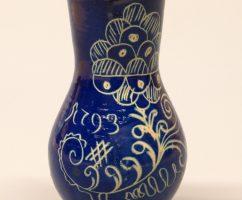 225 éves szászkézdi bokály – Draskovits Kerámiagyűjtemény