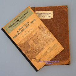Mezőgazdasági szakkönyvek