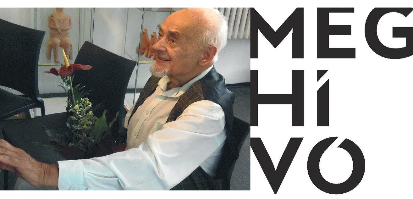 Emléktábla avatás Veress Miklós keramikus tiszteletére Újbudán