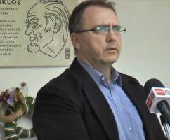 Veress Miklós emléktábla avatás – videó