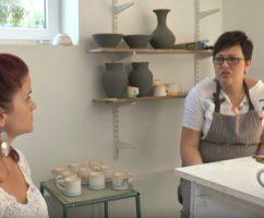 Életutak magazin – Kovács Karolina keramikus
