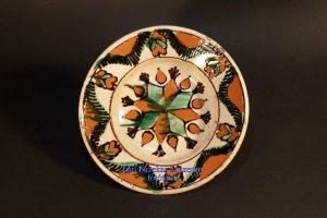 Vámfalui-tányér