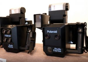Polaroid kiállítás képekben