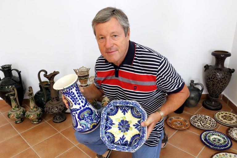 Dr. Draskovits Dénes tovább gyarapítja a gyűjteményt