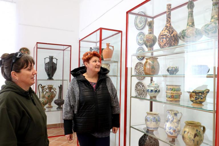 Újabb teremmel bővült a mezőtúri Draskovits-tárlat