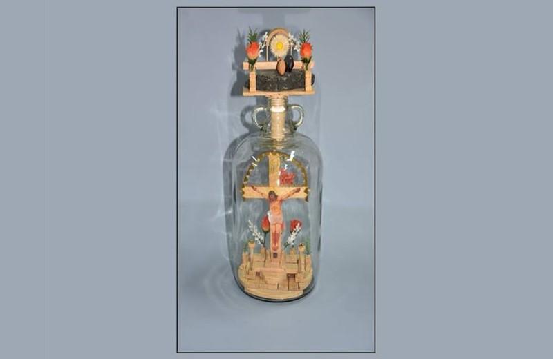 Időszaki Kiállítás - Mezőtúri türelemüvegek