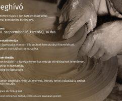 Szakmai bemutató és fórum a Fazekas Múzeumban